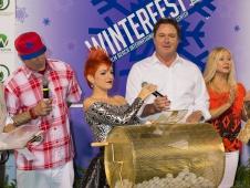 Vanilla Ice, Michaela, Mark Bellissimo